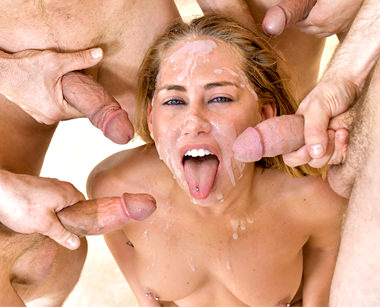 Carter Cruise In 'Facialized 2'